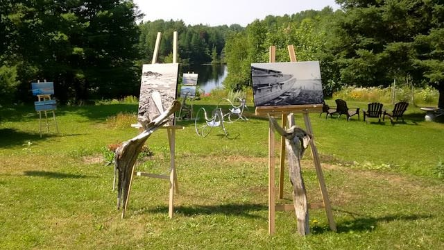 Plein Air Artists Retreat
