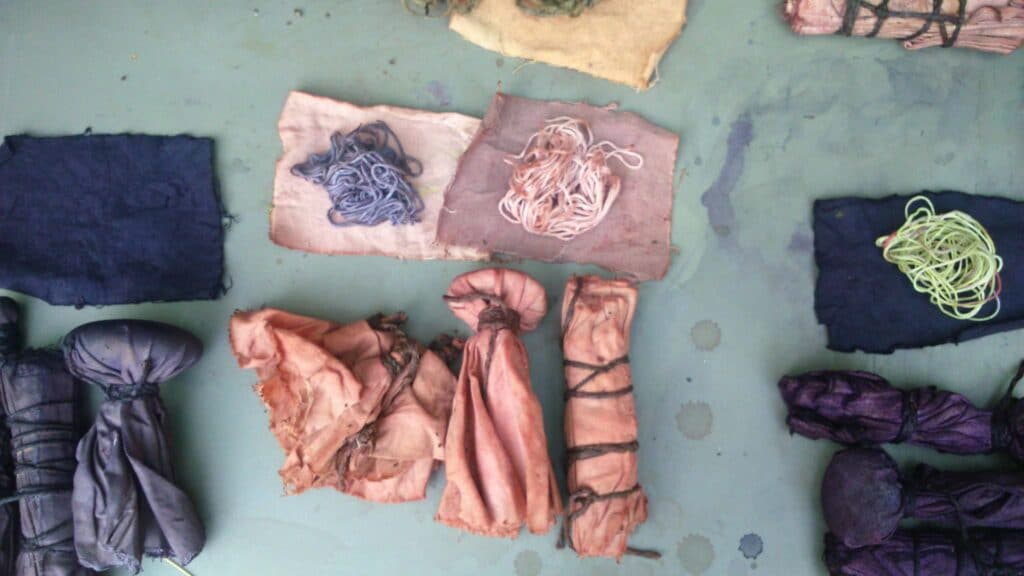 Natural Dyeing Workshops