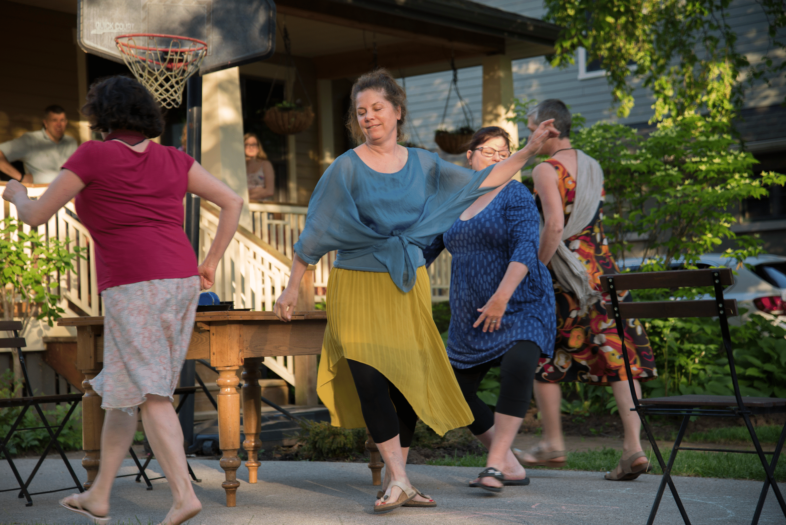 Porch View Dances: Mimico