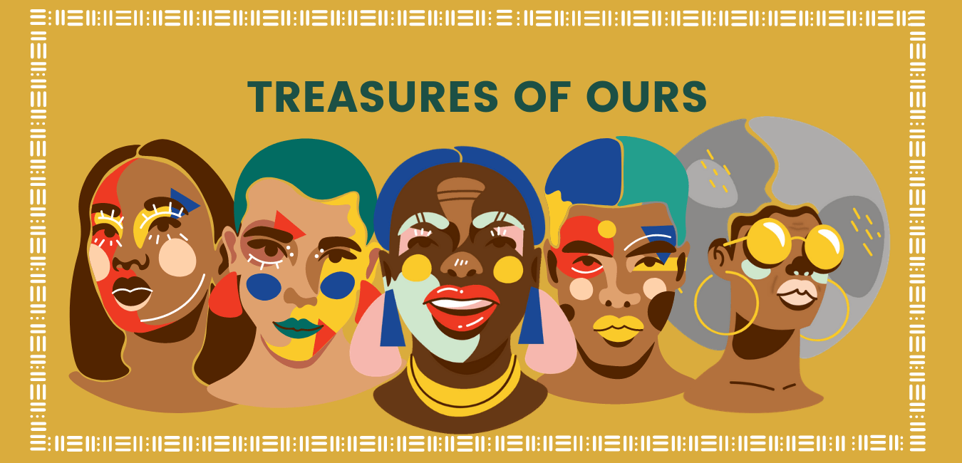 Treasures of Ours: Black History Month