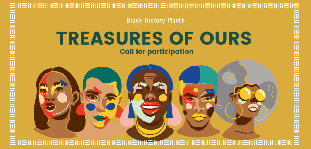 Call for Participants: Black History Month