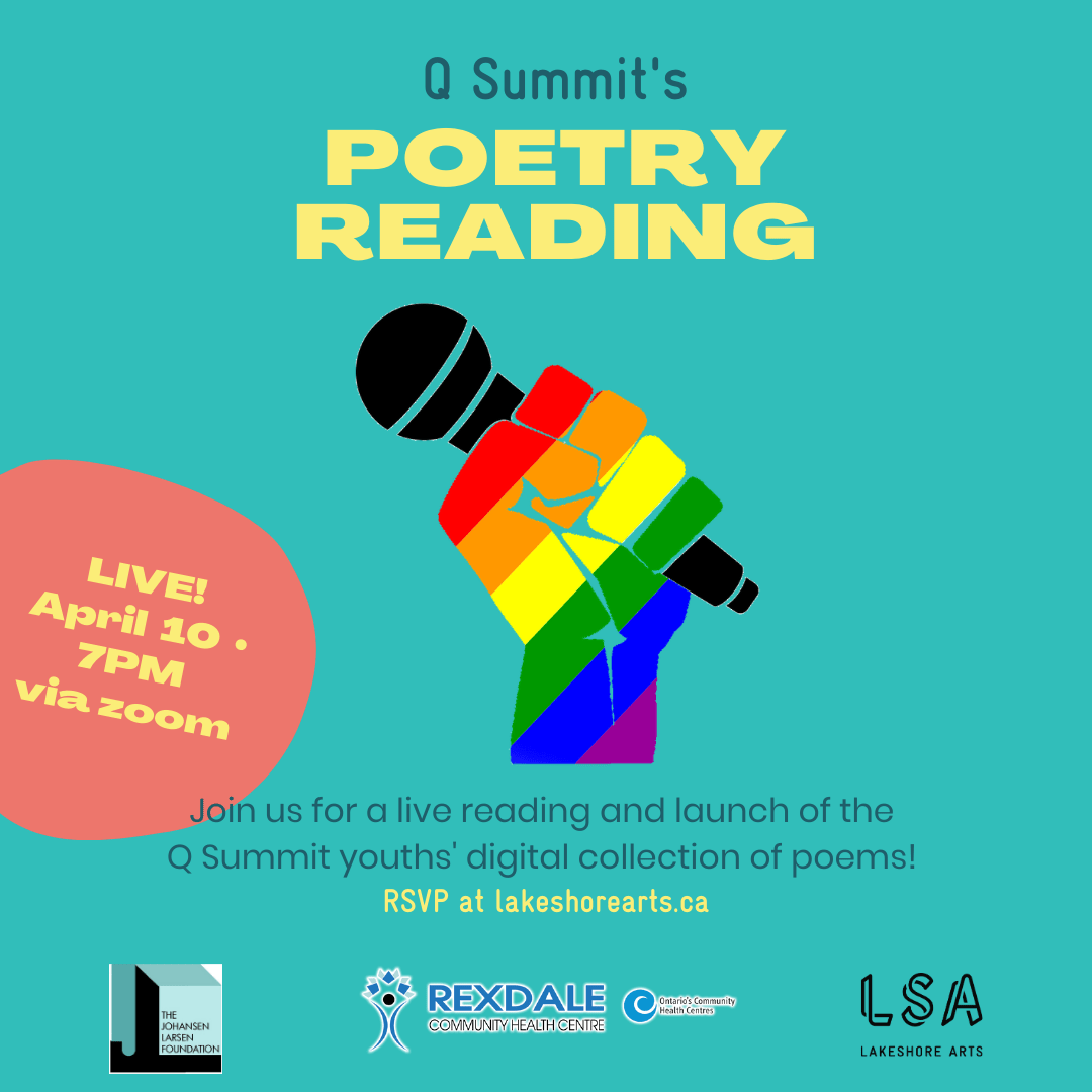 Q Summit's Poetry Reading