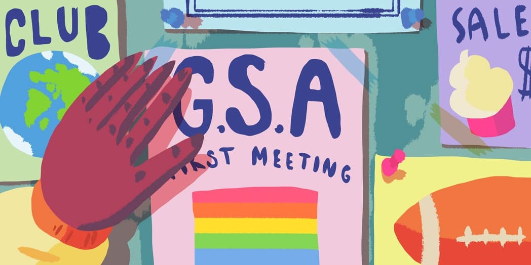 GSAs in Canadian High Schools – Ye or Nay? #LSAPrideSeries